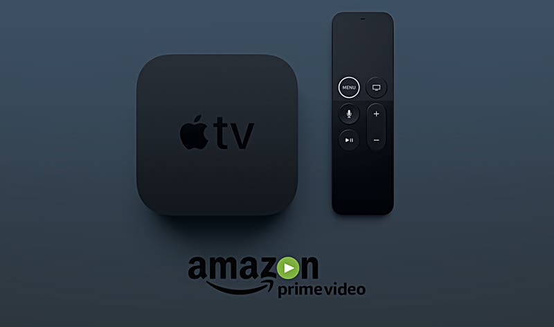 Amazon Prime Video llega finalmente a los dispositivos Apple TV