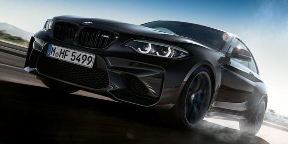 BMW M2 Coupé Edition Black Shadow, en México con 370 hp