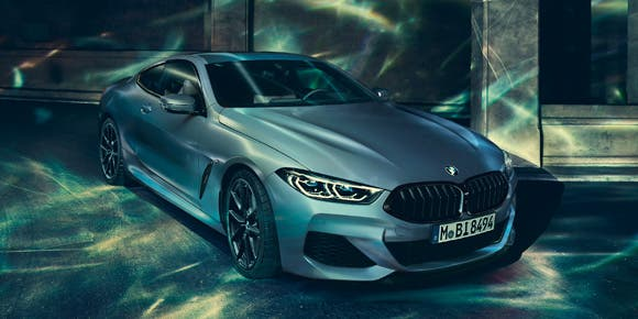 BMW M850i xDrive Coupe First Edition tendrá sólo 400 unidades