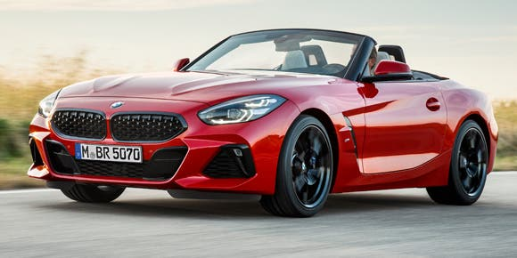 BMW Z4 M40i First Edition hace su debut en Pebble Beach