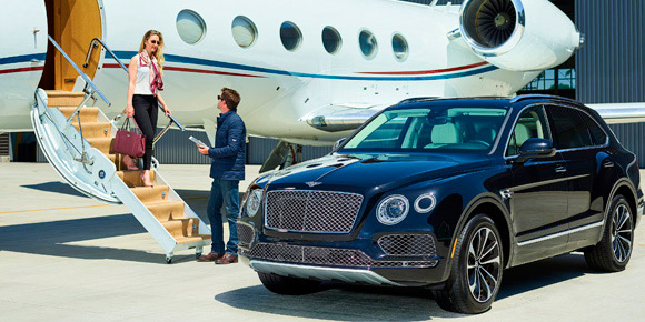 ¿Te sobra el dinero? usa el servicio Bentley On Demand