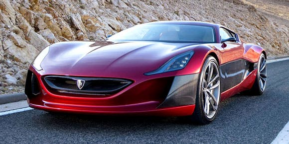 Rimac Concept One supera al LaFerrari y Tesla Model S