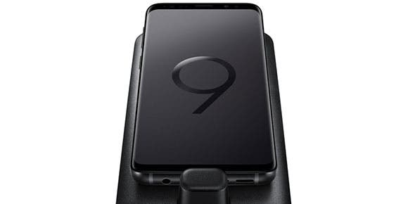 Fotos de la base que transformaría el Galaxy S9 en PC