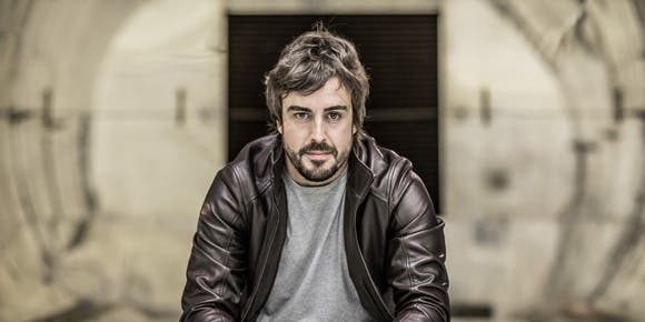 Fernando Alonso, presente en el Mobile World Congress 2018