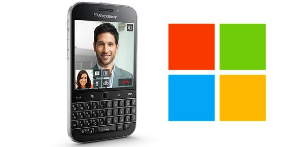 Microsoft estaría interesado en adquirir a BlackBerry