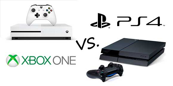 PlayStation 4 vs. Xbox One S, ¿qué consola es mejor?