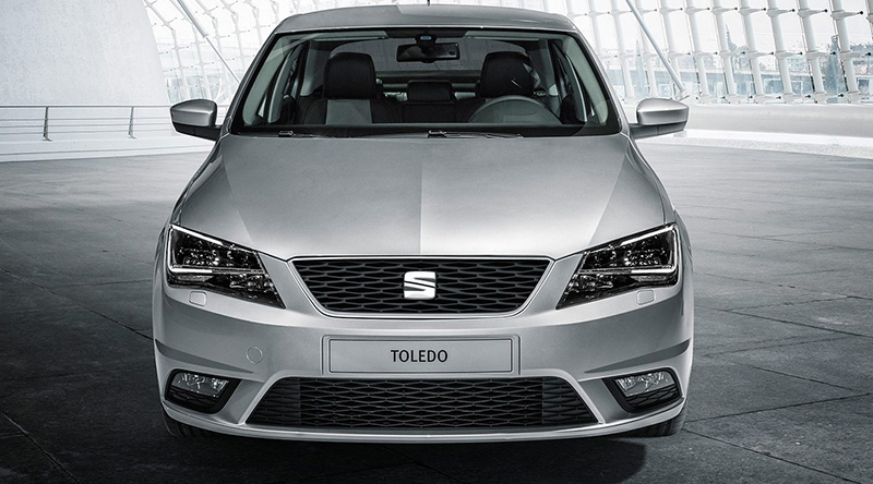 seat toledo 2016 en m xico con android auto y apple car play. Black Bedroom Furniture Sets. Home Design Ideas
