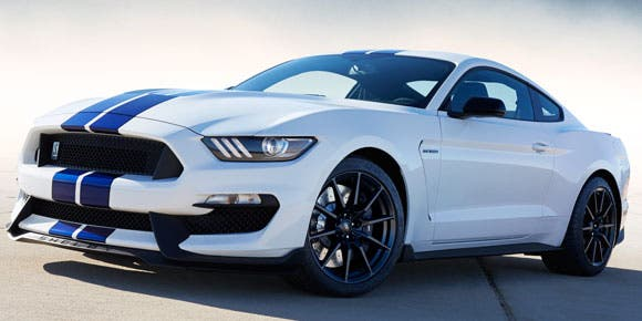 Ford Mustang Shelby GT350 llega a México