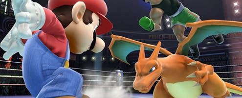 Ya probamos Super Smash Bros. for Wii U.