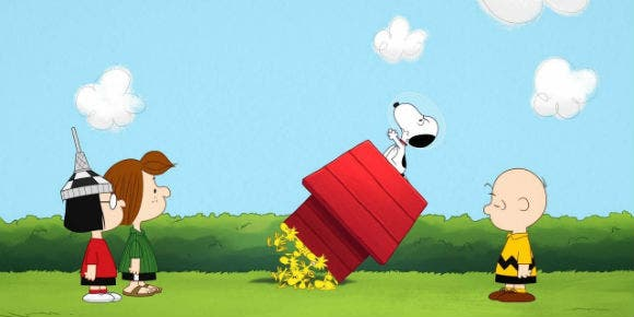 VIDEO: Así se verá la serie de Snoopy en Apple TV+