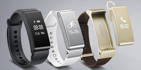 Video: Huawei Talkband B2, un wearable 2 en 1