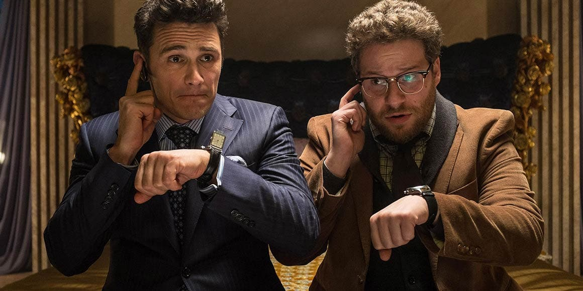 Sony cancela estreno de The Interview