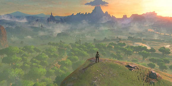 Zelda Breath of the Wild, exploración sin precedentes