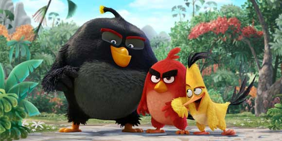 Presentan trailer de Angry Birds: The Movie