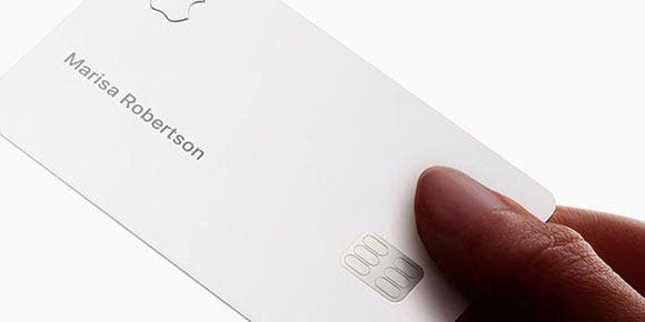 La Apple Card ya es oficial en Estados Unidos