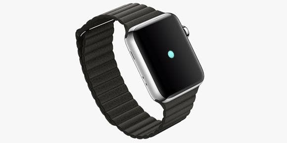 Apple patenta banda autoajustable para Apple Watch