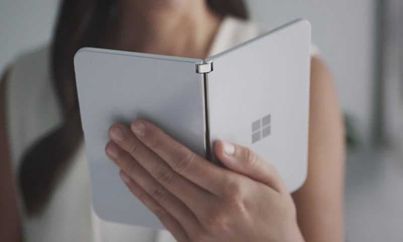 Microsoft's foldable Surface Duo is about to arrive