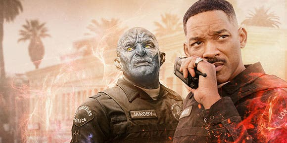 'Bright' llega a Netflix con Will Smith y seres fantásticos