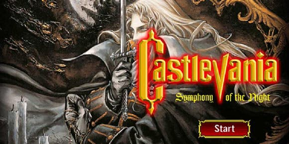 #PressStart: 'Castlevania: Symphony of the Night'