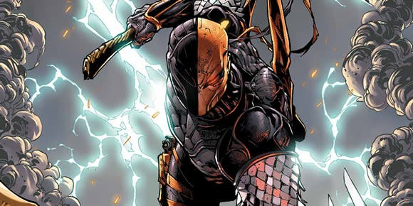 Ben Affleck publica en Twitter video de Deathstroke