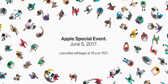 Sigue en vivo la WWDC 2017 de Apple