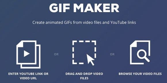 ¿Cómo crear GIFs a partir de un video de YouTube?