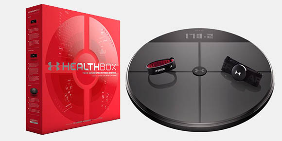 Precio y disponibilidad de Health Box de HTC y Under Armour