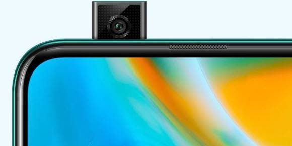 Huawei P smart Z, el primer gama media con cámara pop-up