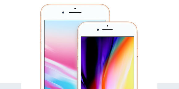 Apple y Samsung van juntos por el iPhone 8