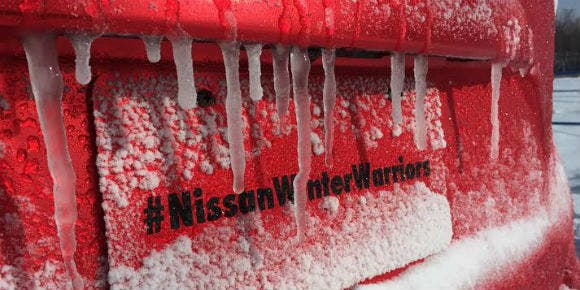 "Nissan presenta sus autos concepto ""Winter Warrior"""