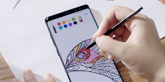 Galaxy Note 8 costará hasta 960 dólares en Estados Unidos
