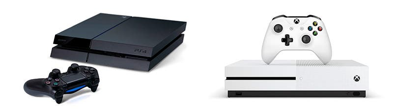 PlayStation 4 vs Xbox One S ¿qué consola es mejor?