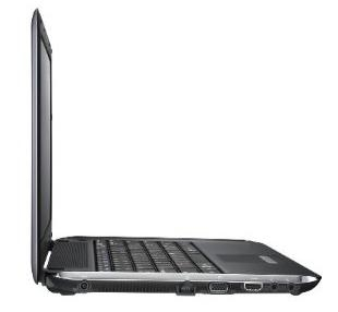 Samsung x420 lateral