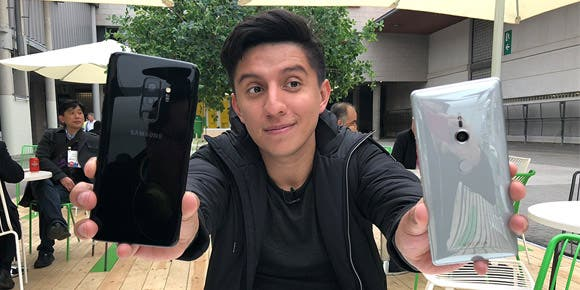 Video: Samsung Galaxy S9+ vs. Sony Xperia XZ2