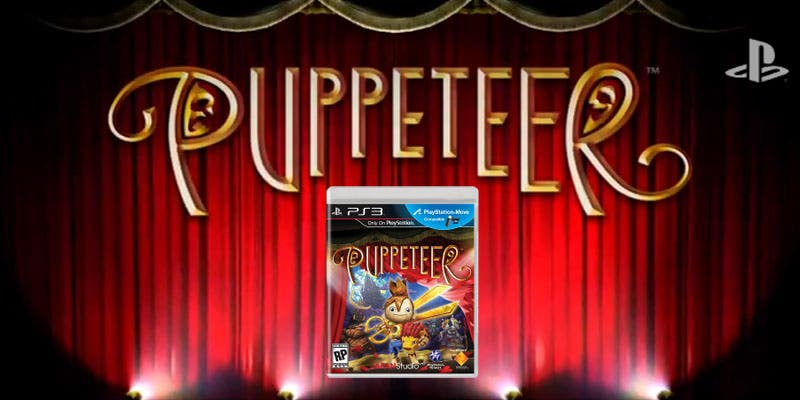 Puppeteer Sony PlayStation 3