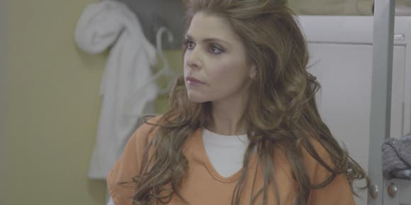 Soraya regresa para promover 'Orange Is the New Black'