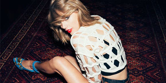 Salida de Taylor Swift de Spotify ayuda a YouTube