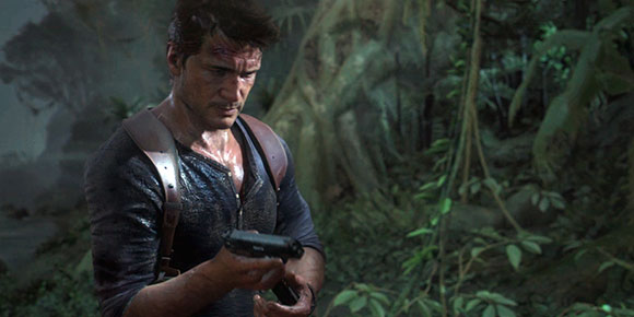 SCE vuelve a retrasar Uncharted 4: A Thieve's End