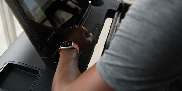 Apple Watch se comunicará con aparatos de gimnasio
