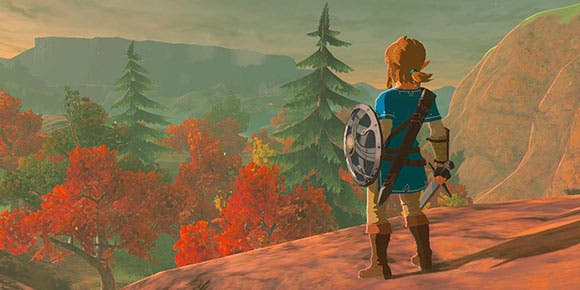 Nintendo detalla el primer DLC de Zelda Breath of the Wild